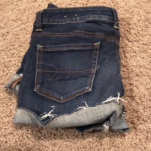 American Eagle Outfitters Shorts - NWOT. AEO Super Stretch Shortie Jean Short